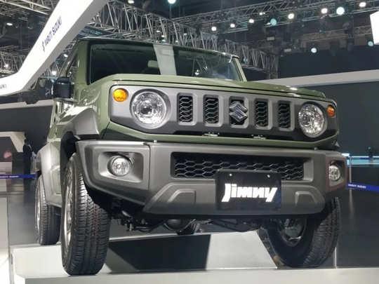 Suzuki Jimny -TimesNow