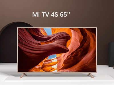 शाओमी का 65 इंच का Mi TV 4s