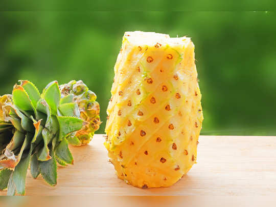 pineapple diet plan how to lose weight 5 kg weight in 5 day