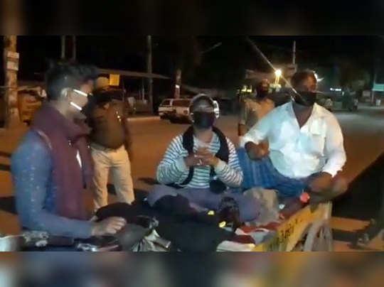 டெல்லி ரிக்ஷா பணியாளர்கள்