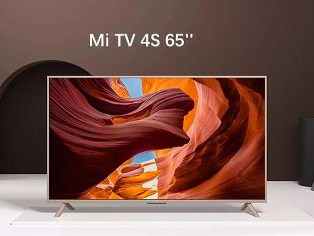 Mi TV 4S: ಶವೋಮಿ ಹೊಸ ಟಿವಿ ಬಿಡುಗಡೆ