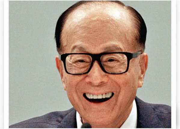ली का-शिंग