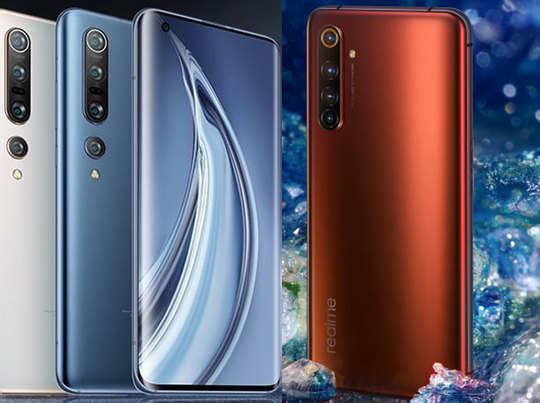 Xiaomi Mi 10 vs Realme X50 Pro 5G: जानें, कौन सा 5G फोन है ज्यादा दमदार