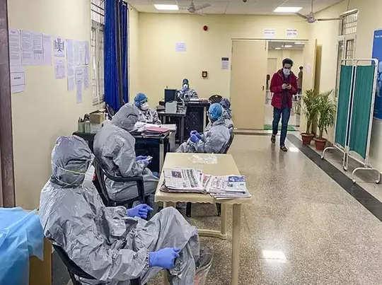 करोना व्हायरस भारतात