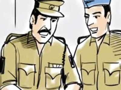 पुलिस और चोर