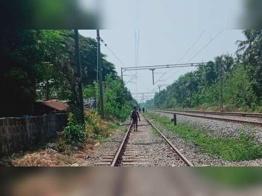 kannur railway line