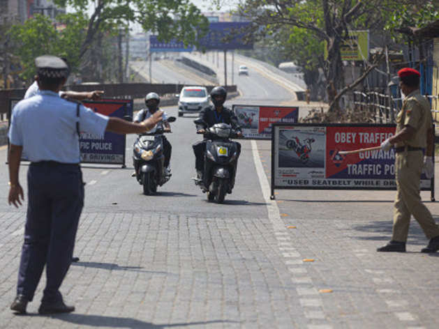 lockdown in india: भारत में कोरोना वायरस ...