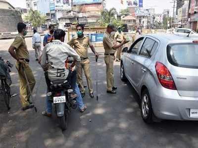 अफवाह फैलाने वालों पर पुलिस की कार्रवाई