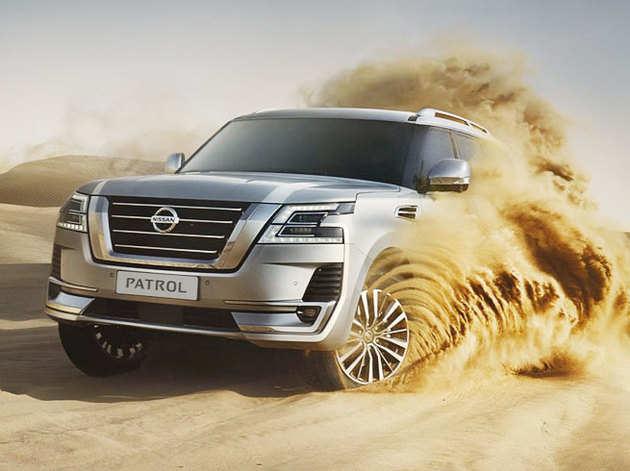 Nissan Patrol फ्लैगशिप एसयूवी भारत में हो सकती है लॉन्च, लैंड क्रूजर से होगी टक्कर