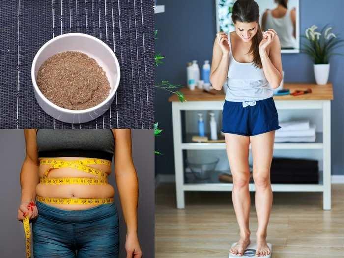 fat burning homemade powder for weight loss at home in hindi