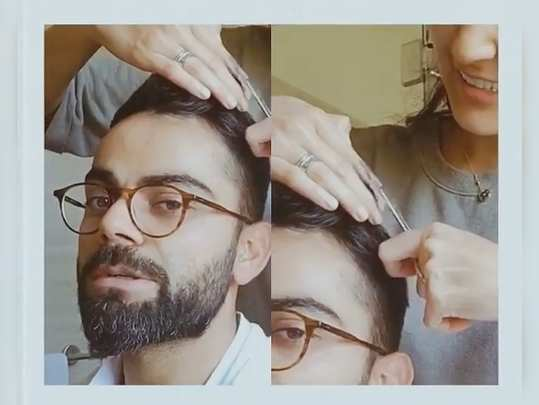 barber virushka