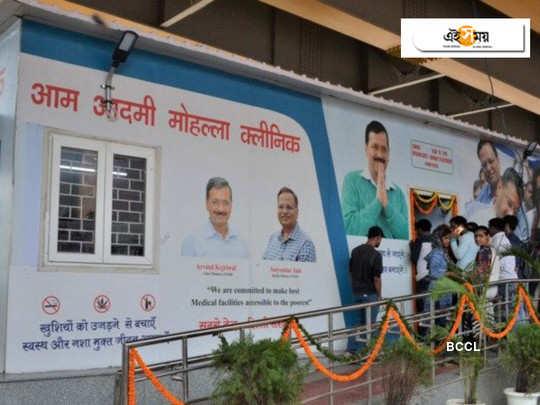 Delhi Mohalla Clinic