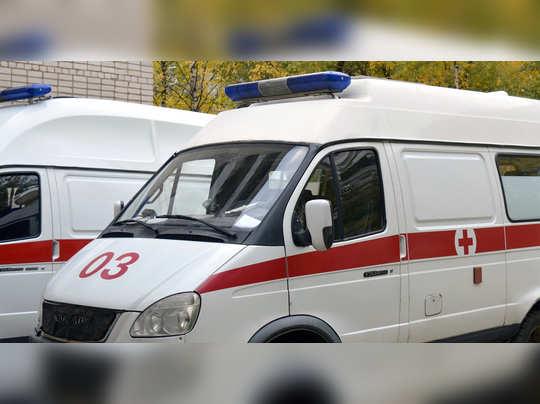 Covid 19 Ambulance