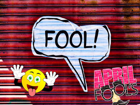 Fools Day 2020