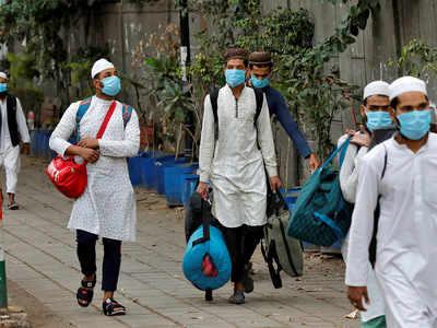 तबलीगी जमात के संदिग्ध मरीजों ने बढ़ाया अस्पताल पर दबाव।