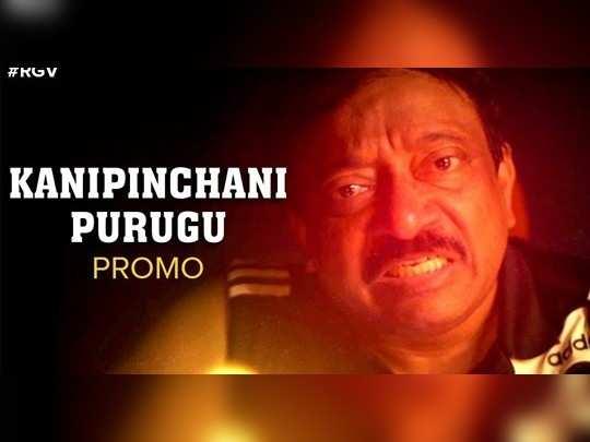 Ram Gopal Varma Kanipinchani Purugu Song