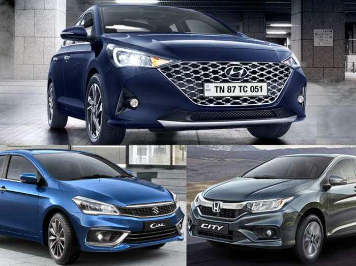 2020 hyundai verna facelift vs honda city vs maruti ciaz comparison