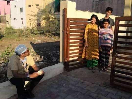 Dr. Sudhir Dehariya the CMHO of Bhopal