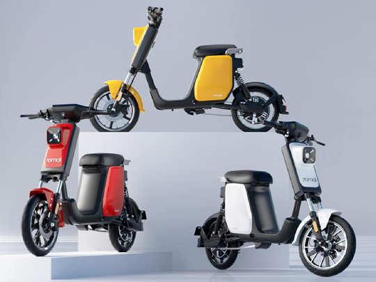 Xiaomi electric moped