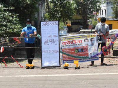 भारत में बढ़ रहा है कोरोना
