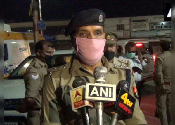 मुजफ्फरनगर में पुलिस पर कर दिया हमला