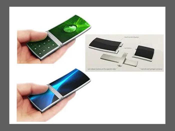 Nokia का दो स्क्रीन वाला फीचर फोन, बीच से हो जाता है अलग