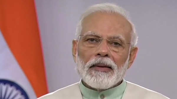 covid 19 pm modi urges people to light up candle diya at 9 pm on april 5