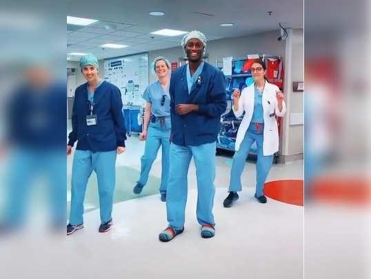 doctor dance