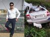सिद्धार्थनगर: ड्यूटी से लौट रहे डॉक्टर की कार एक्सीडेंट में मौत