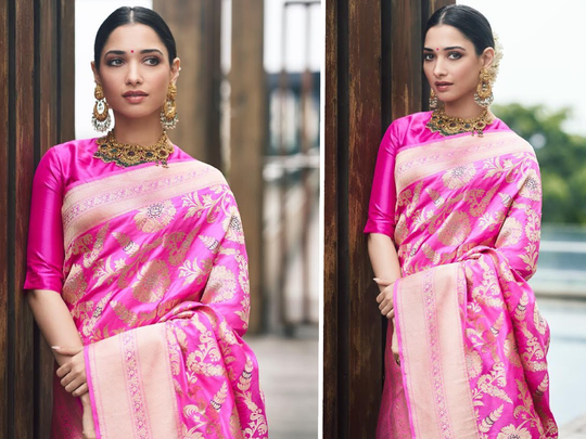how to wear silk saree in different styles