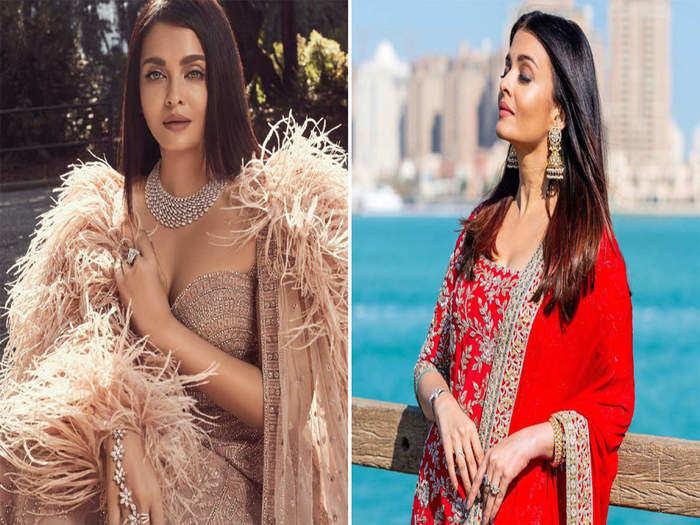 aishwarya rai bachchan stylish look photos