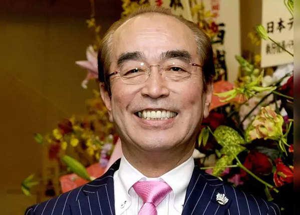 कमीडियन केन शिमुरा
