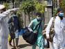 कोरोना वायरस: जमातियों ने अस्पताल में किया हंगामा, की नॉन वेज खाने की फरमाइश