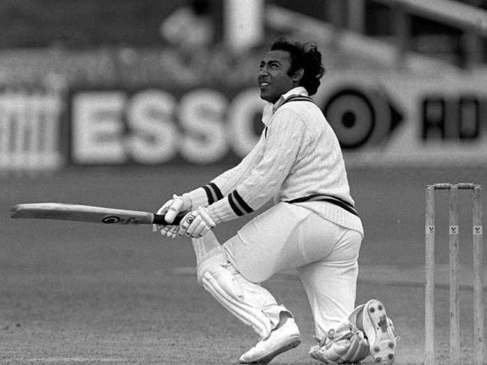 happy birthday mudassar nazar who made slowest test century ever