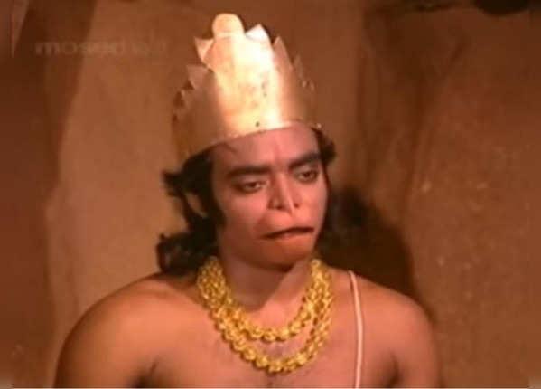 'भगवान राम का रोल यही आदमी करने वाला था'