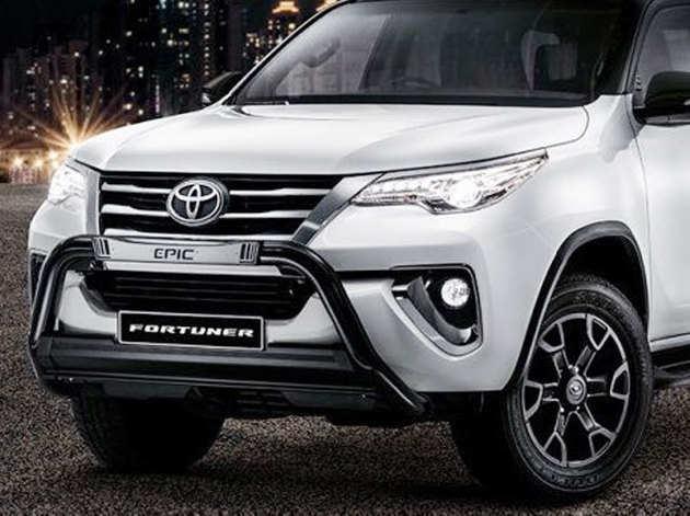 Toyota Fortuner Epic से उठा पर्दा, जानें डीटेल