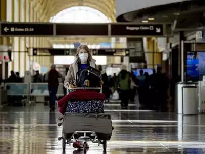 अमेरिका में कोरोना वायरस से अब तक 10 हजार से ज्यादा लोगों की मौत