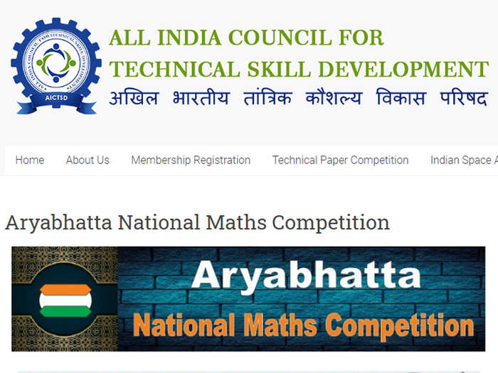 aryabhatta national maths competition 2020 see all the details