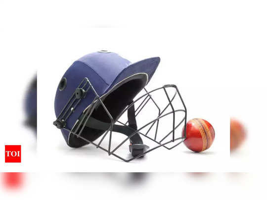 helmet in cricket