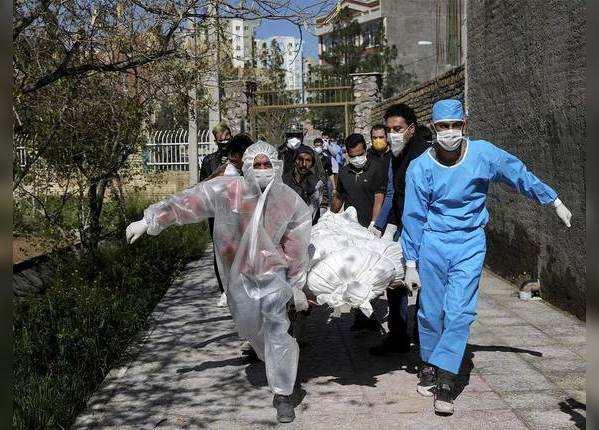 ईरान: दो महीने से कम में 62,589 मरीज