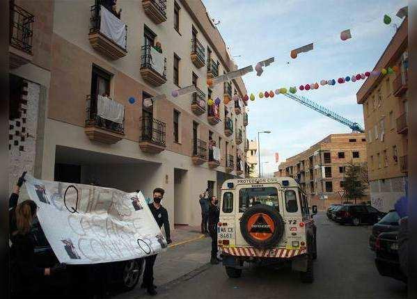 स्पेन: अब तक 95,923 मरीज
