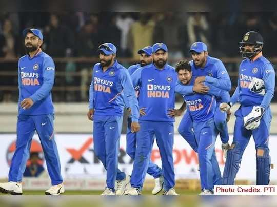 Team India vs NZ