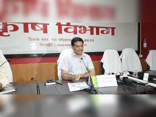 कृषि सचिव,एन.सरवन कुमार.