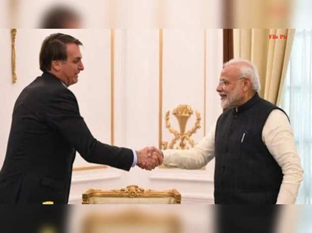 COVID-19: ब्राज़ील के राष्ट्रपति ने पीएम मोदी का किया शुक्रिया, बोले- भारत ने दी 'संजीवनी बूटी'