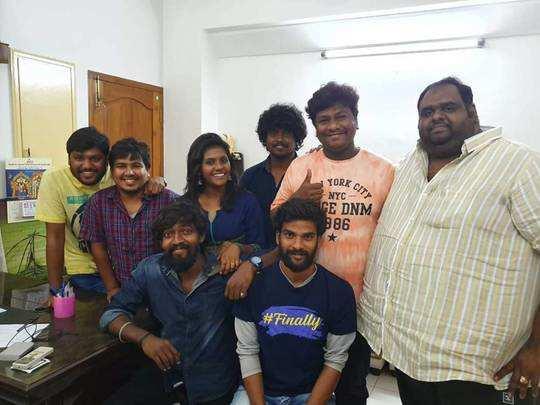 Finally Bharath and Team