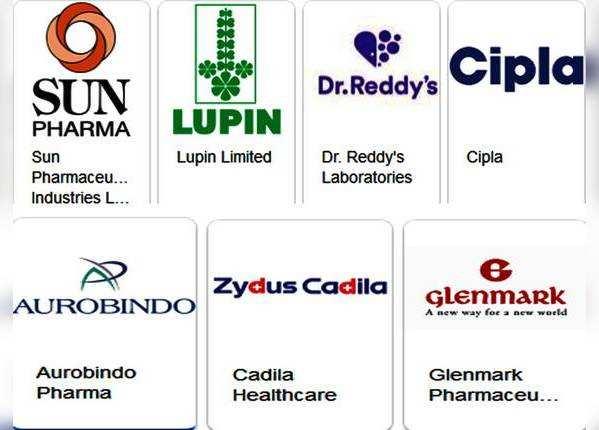 दवा बनाने वाली विश्व प्रसिद्ध कंपनियां