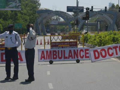 गौतमबुद्धनगर के 22 हॉटस्पॉट पूरी तरह सील