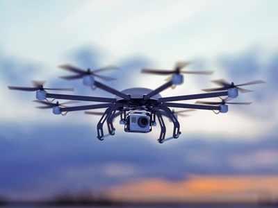 दौसा में ड्रोन से रखी जाएगी नजर ।