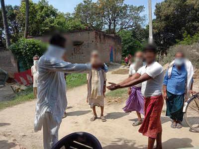 बिहार के सिवान में एक शख्स की गलती की वजह से कोरोना के संक्रमण ने विकराल रूप ले लिया है।