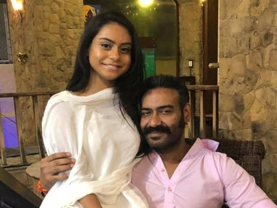 things to learn from ajay devgn and nysa devgan bond